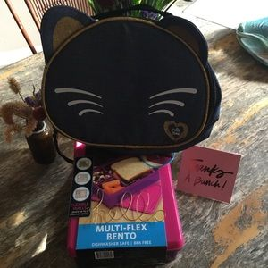 Arctic Zone and Bento Box Lunch Holder
